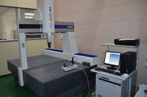三次元座標測定機