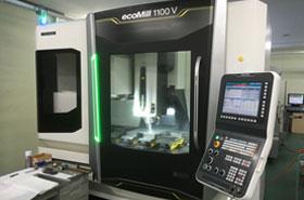立型マシニングセンタ ecoMill1100V